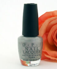 Opi Nail Polish Lacquer It's Totally Fort Worth It .5 oz Opalescent Gray Texas