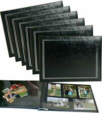Bulk Pack of 6 x Ur1 Ncl Jumbo Self-Adhesive Photo Albums 62775