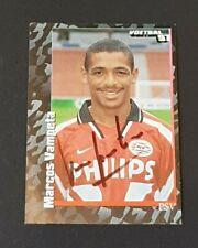 '97 MARCOS VAMPETA - PANINI VOETBAL 1997 - SIGNED FOOTBALL STICKER - PSV BRASIL