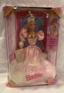 Rapunzel 1997 Barbie Doll