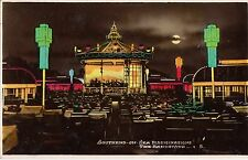 SOUTHEND-ON-SEA (Essex ) :  ILLUMINATIONS  -The Bandstand
