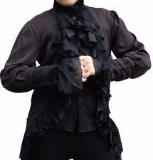 Costumi d'epoca e nero in poliestere per il teatro