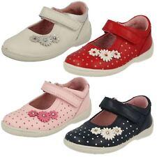 Girls Startrite Flat Shoes Super Soft Daisy