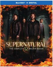 Supernatural: The Complete Twelfth Season (REGION A Blu-ray New)
