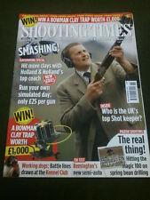 SHOOTING TIMES - UK's TOP SHOT KEEPER - MAY 1 2013