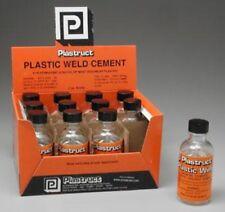 Plastruct Plastiweld (1) - Plastic Model Cement - #00002