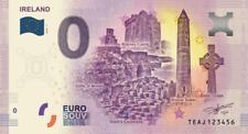 IRISH 0 EURO SOUVENIR BANKNOTE - IRELAND - LANDMARK - TEAJ PREFIX - FREE POSTAGE