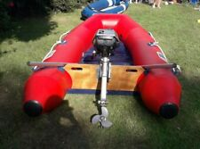 Inflatable dinghy with 2hp Honda outboard 2.7m x 1.4m