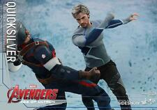 HOT TOYS QUICKSILVER AGE ULTRON AVENGERS  Marvel sideshow FIGURE in stock mms302
