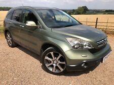 2008 58 HONDA CRV CR-V ES 2.2 I-CTDI GREEN DIESEL 3 OWNERS Full MOT 142,000 Mile