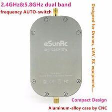 Latest SUNHANS eSunRC 2000mW 2.4GHz&5.8GHz dual band UAV/ Drone/ RC WiFi Booster