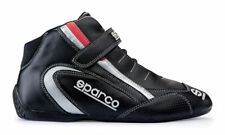 Sparco Fuel/Oil Resistant Sole Car & Kart Race Boots
