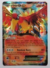 Ho-Oh ex - 22/124 BW Dragons Exalted - Ultra Rare Pokemon Card