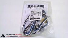 BRAD CONNECTIVITY 8R4B10A16M010 MICRO CHANGE RECEPTACLE 4P F ST 1M, NEW