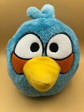 Angry Birds Original Blue Bird Changi Plush Soft Stuffed Toy Doll 2011 Rovio