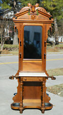 Antique Hall Trees Amp Stands For Sale Ebay