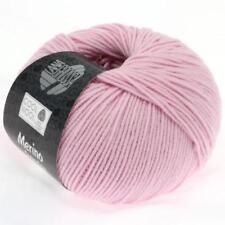 LANA GROSSA Cool Wool, Schurwolle Merino extrafein, Fb 452, rosa, 50 g