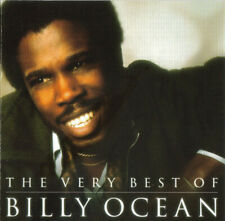 """Billy Ocean - Very Best of / Greatest Hits - NEW CD (sealed)   """" Suddenly """""""