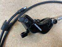 Sram Guide R/RS/T Brake Caliper Assembly 1800 mm Hose rear/front Disk 4 Piston