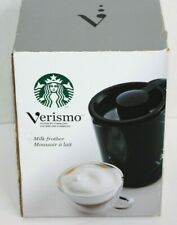 Starbucks Verismo Electric Milk Frother & Warmer  New Open Box