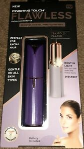 Finishing Touch Flawless Personal Hair Remover