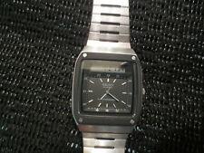Very Rare Vintage James Bond Seiko H357-5049 LCD Digital Watch - 1980's