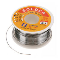 1Pcs 0.5mm 100g 60/40 Rosin Core Tin Lead Solder Wire Soldering Welding Flux 2%