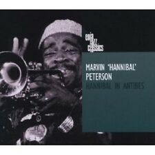 Marvin Hannibal peterson-Hannibal dans Antibes CD NEUF