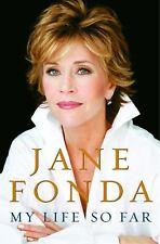 My Life So Far, Jane Fonda, Good Condition, Book