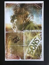 Sons of Anarchy (Boom) 1 Forbidden Planet Jetpack Variant Signed Boom Comics NM