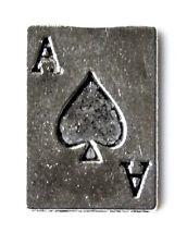 Lapel Pin Ace of Spades