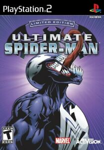 Ultimate Spider-Man: Limited Edition - Playstation 2 Game