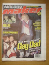 MELODY MAKER 1999 FEB 20 GAY DAD STEREOPHONICS BLUR