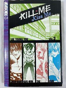 Kill Me Kiss Me No. 3 Manga Englush