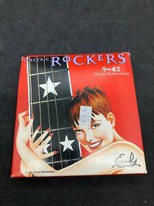 EVERLY Guitar Electric Rocker Nickel-Plated Steel 9-42 #9009