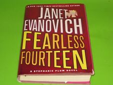 Fearless Fourteen by Janet Evanovich (Hardback, 2008)