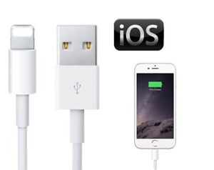 USB Fast Charger Data Sync Cable Lead For iPhone SE 5 6 7 8 Plus XS 11 PRO IPAD