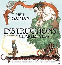 Instructions: By Neil Gaiman