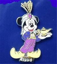 MICKEY IS GENIE With LAMP Aladdin's GREAT Adventure 30TH ANNIV TOKYO DISNEY PIN