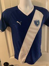 Guatemala Soccer Jersey Size 12