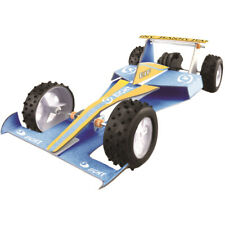 Build Your Own Pull String Race Car - Kids Craft Gift