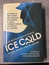 Mystery Writers of America Presents Ice Cold 2014 Hardback