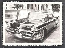 ✇ CADILLAC DE VILLE COUPÉ 1957/58 Privataufnahme 60er-Jahre #1