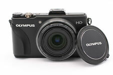 Olympus Stylus XZ-1 10.0MP Digital Camera - Black (XZ1)