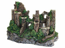 Large Castle Ancient Ruin Aquarium Ornament Fish Tank Decoration