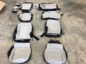for 2013-2015 FORD ESCAPE Quilted Velour Encore Solid Colors Seat Covers sc-903