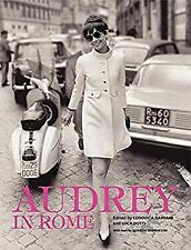 Audrey in Rome Hardcover Luca Dotti