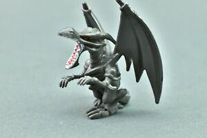 "Yu-Gi-Oh - Red Eyes Black Dragon 2"" Mini Mattel Figure"