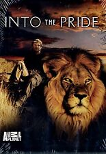 BRAND NEW DVD // ANIMAL PLANET // Into the Pride // 5 EPISODES // DAVE SALMONI