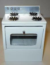 KITCHEN STOVE DOLLHOUSE FURNITURE MINIATURES